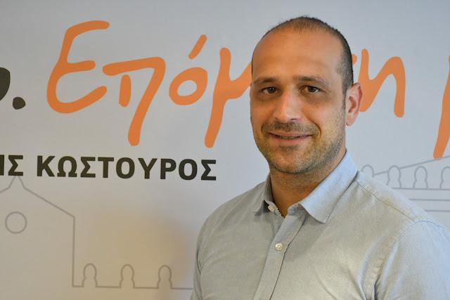 Ο Γιώργος Μαστοράκος εκ νέου υποψήφιος με τον Δημήτρη Κωστούρο