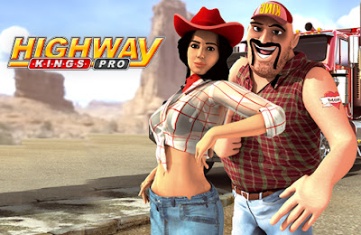 Highway Kings Progressive Slot by Playtech