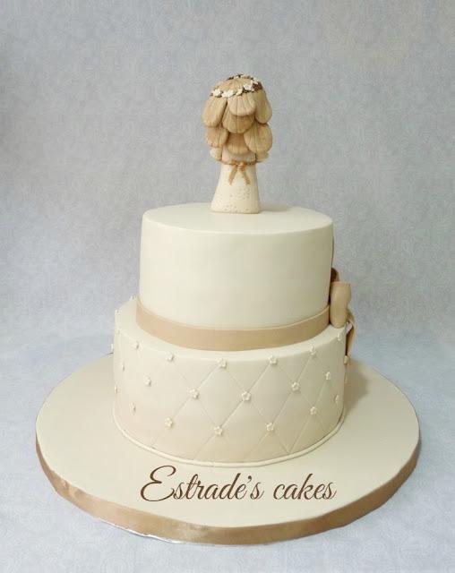 tarta de comunión crema 3