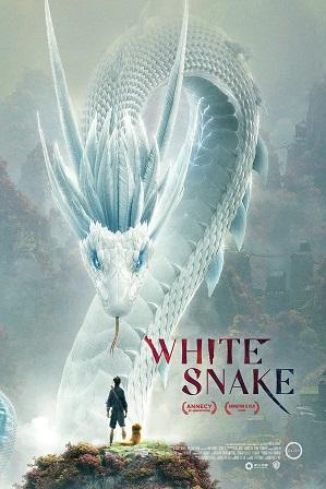 White Snake (2019) Hindi Dual Audio 300MB BRRip 480p