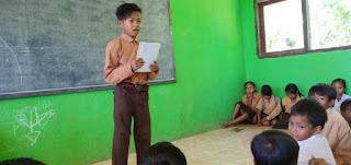 Sultan Anak Sekotong Wakili NTB Dalam Festival Dan Lomba Literasi Nasional Tingkat SD Di Jakarta