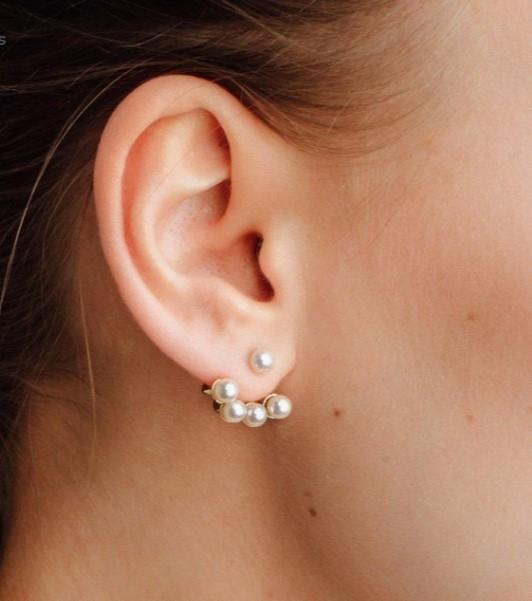 Pearl Ear Jackets