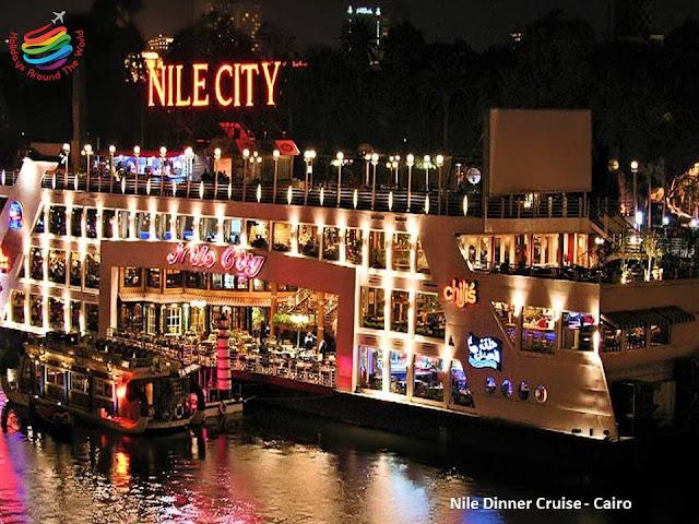 Nile Dinner Cruise - Cairo