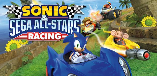 Vuelven los rumores de un nuevo Sonic All-Stars Racing