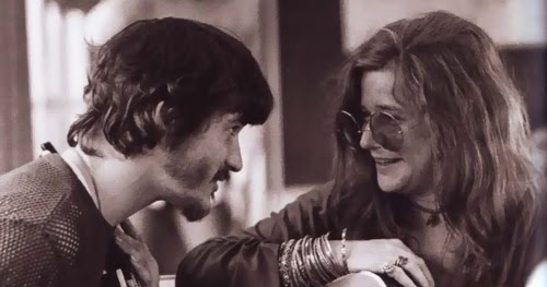 131c7a5861ad Janis Joplin and Rick Danko | BlueisKewl