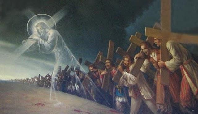 ΣΥΓΚΛΟΝΙΖΕΙ.....ΠΩΣ ΔΙΑΛΕΓΕΙ Ο ΧΡΙΣΤΟΣ ΤΟΥΣ ΕΚΛΕΚΤΟΥΣ ΤΟΥ.....!!