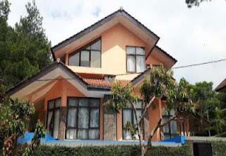 Villa A30 Kampung Daun Lembang