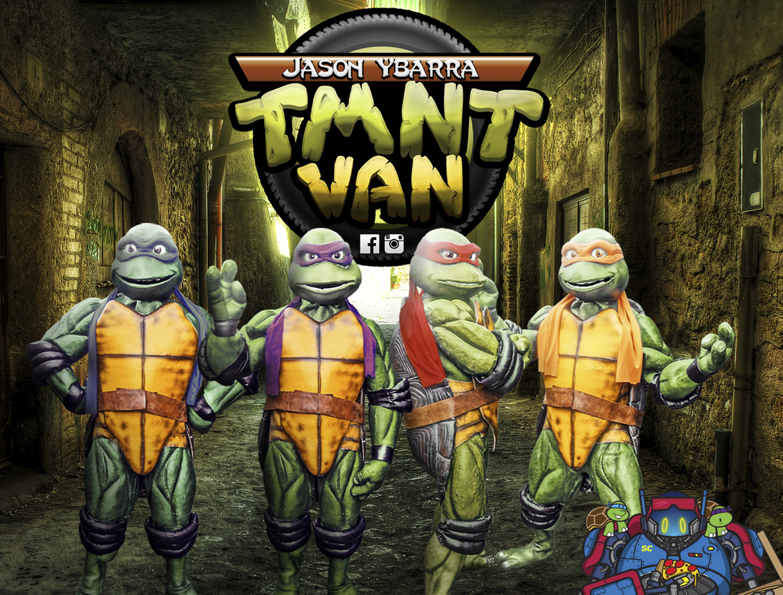 تحميل لعبة ninja turtles legends مهكرة من ميديا فاير