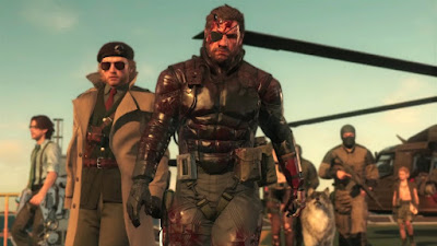 Metal Gear Solid V: The Phantom Team