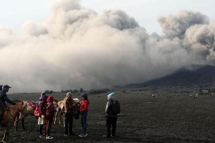 Gunung Bromo Menjadi Destinasi wisata liburan