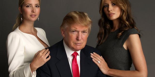 Ivanka & Melania Trumps' Body Language Over The Years Has Been, Well, Interesting