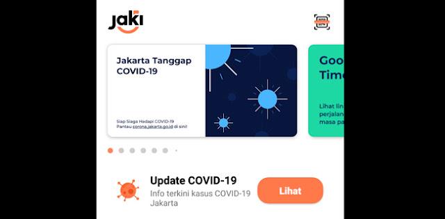 Mengenal JAKI, Aplikasi Kebanggaan Warga Ibukota DKI Jakarta