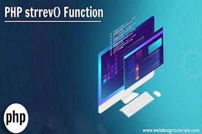 PHP strrev() Function
