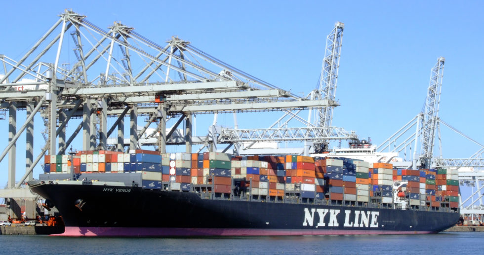 AFRICAN SHIPPING LINE - ASLINE: NYK LINE, MOL, K-Line MERGER