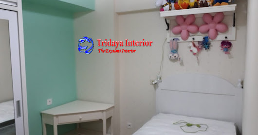 INTERIOR BASSURA CITY 2019 TYPE 2 BEDROOM