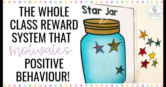 Big World Teaching The Whole Class Reward System That Encourages Positive Behaviour Freebie