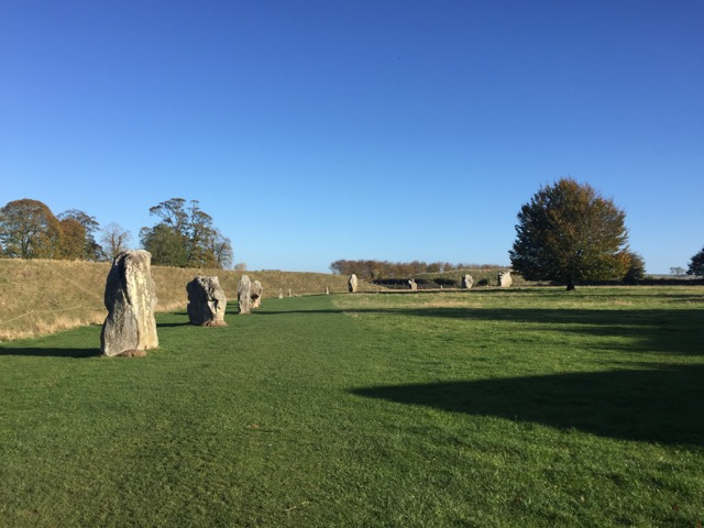 Avebury Stone Circle, World Heritage Site