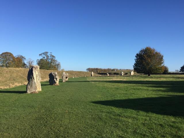 Avebury Stone Circle, World Heritage Site