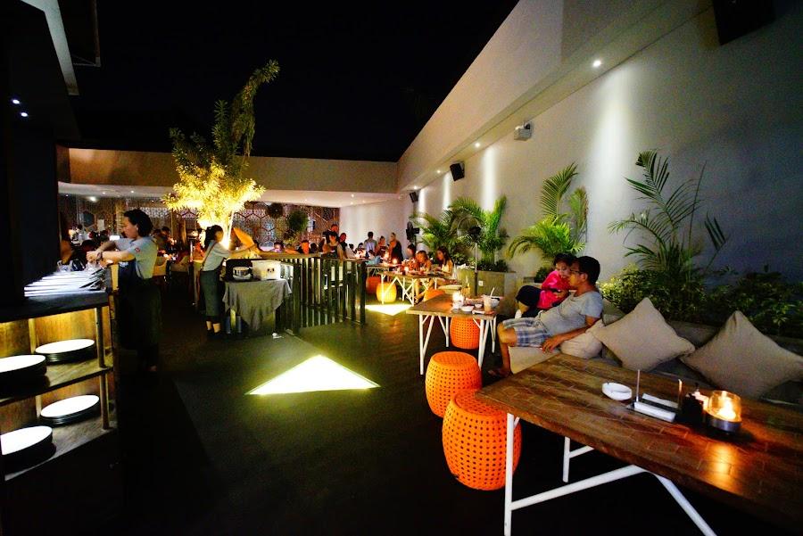 foodie in Seminyak area, Bali