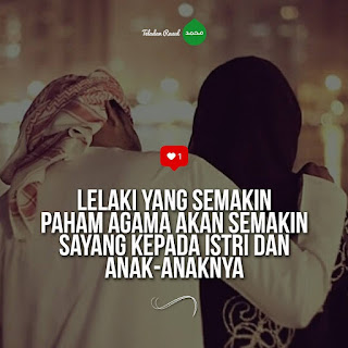 kata motivasi islami tentang suami yang baik