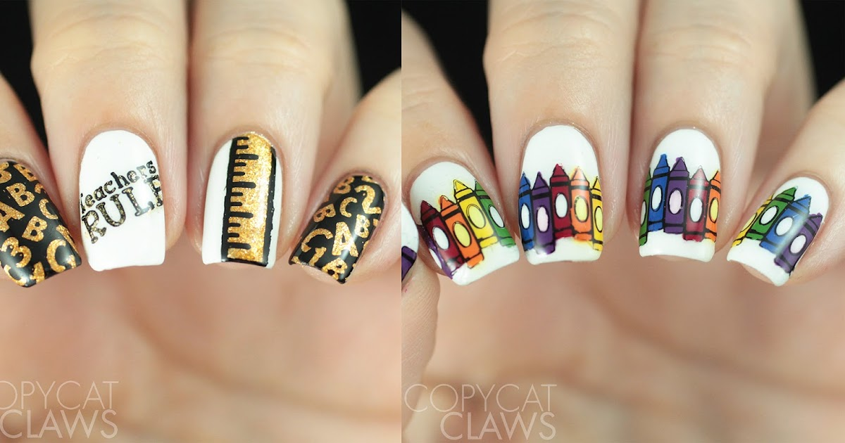 Copycat Claws: UberChic Beauty School Is Cool + New Clean Up Brushes ...
