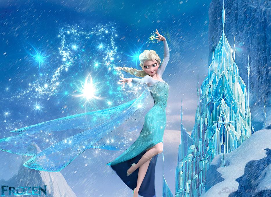 Elsa Saudades De Voces: O Cinematógrafo: Frozen (2013