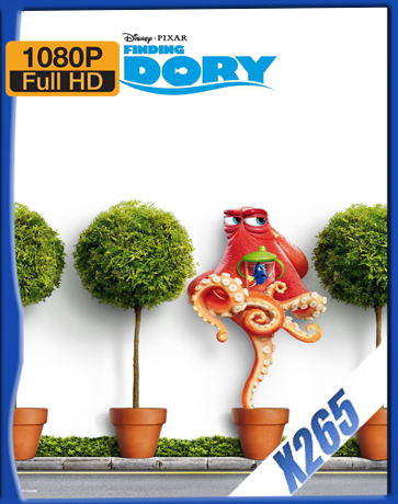 Finding Dory [2016] [Latino] [1080P] [X265] [10Bits][ChrisHD]