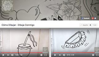 Como Dibujar Instrumentos Musicales de Navidad Dibuja Conmigo un Tambor, unos Cascabeles, una Zambomba, una Pandereta y un Xilófono