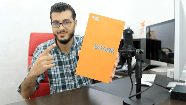 SPARK K7 تعرف على الهاتف الجديد الذي تم إطلاقه في المغرب