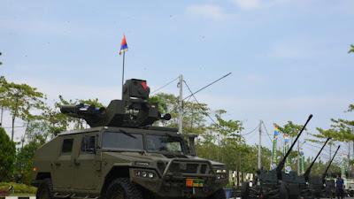 Jangkauan Tembak 7 Km, Rudal Starstreak, Siap Lindungi Ibu Kota Negara