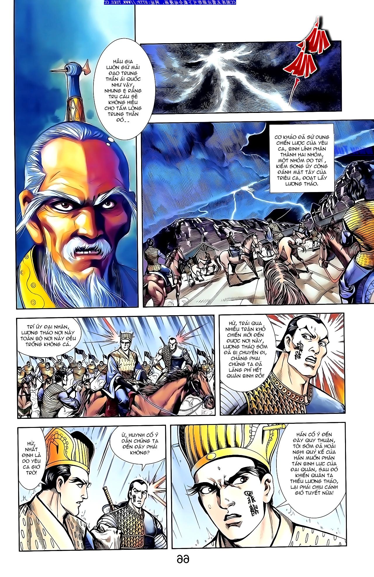 Cơ Phát Khai Chu Bản chapter 144 trang 23