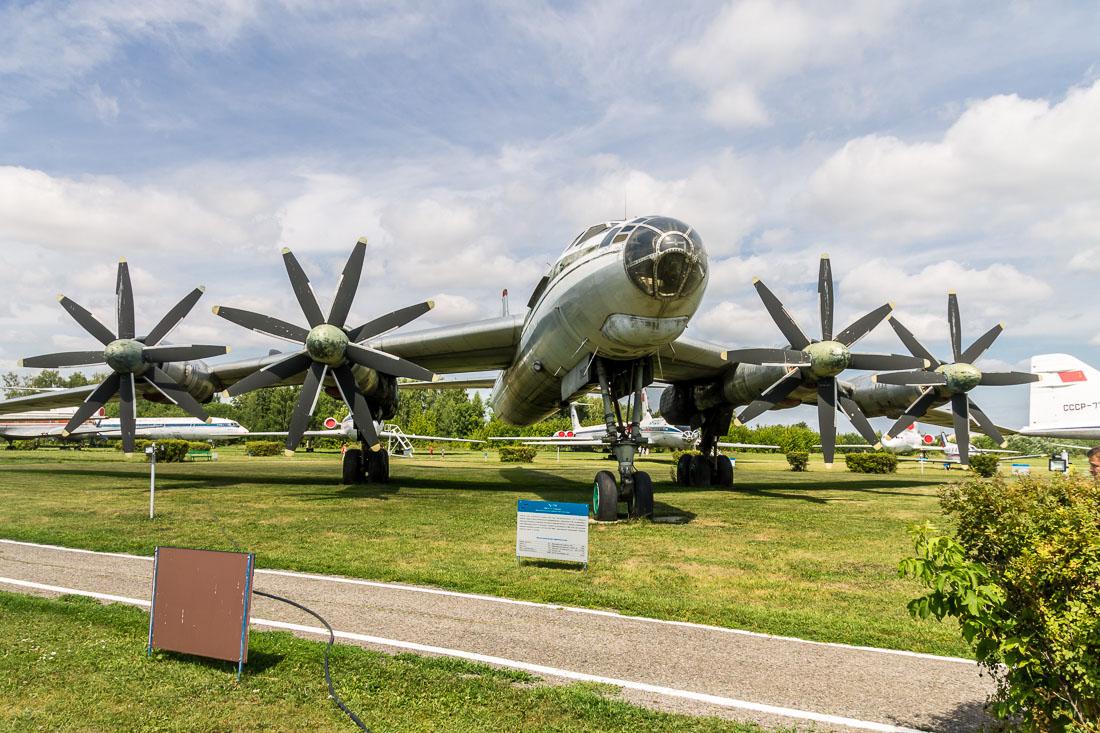 Самолёт Ту-116