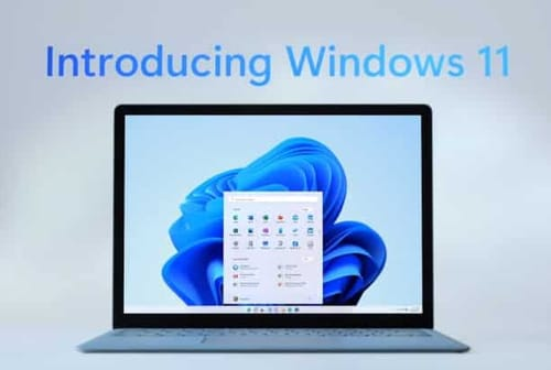 Microsoft officially released Windows 11