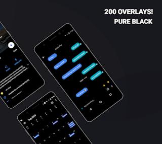 Swift Black Substratum Theme Apk v247 PATCHED [Latest]