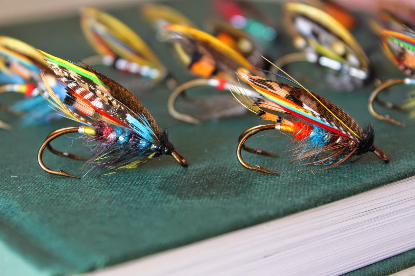 Tying Atlantic Salmon Flies Atlantic Salmon Fly Tying Patterns