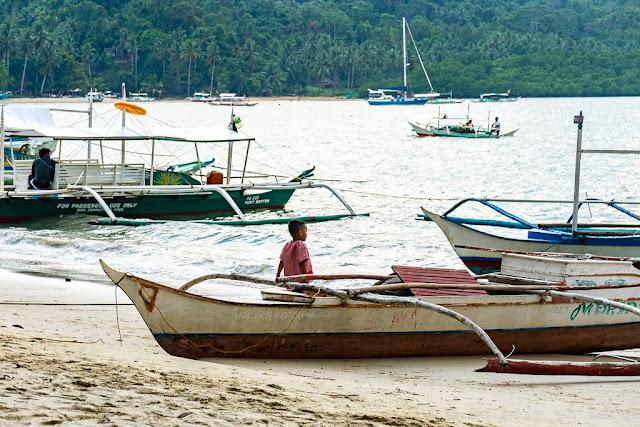 Port-Barton-Palawan-Philippines