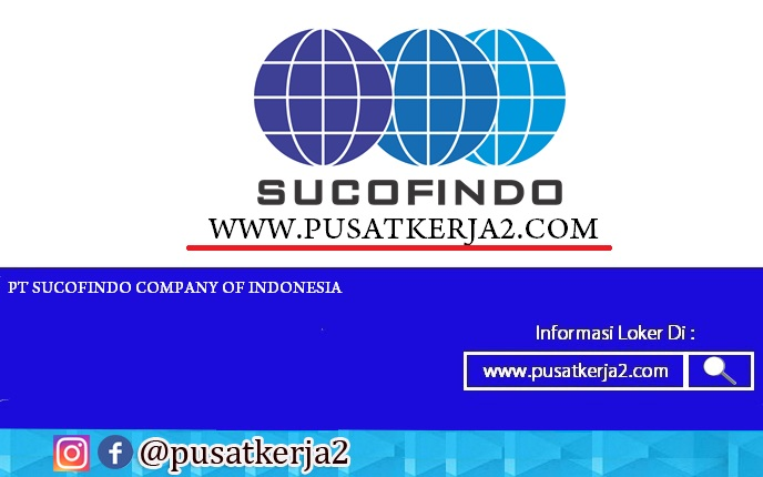 Loker BUMN Medan SMA SMK D3 S1 April 2020 PT Sucofindo
