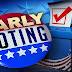 Early voting under way for Texas election