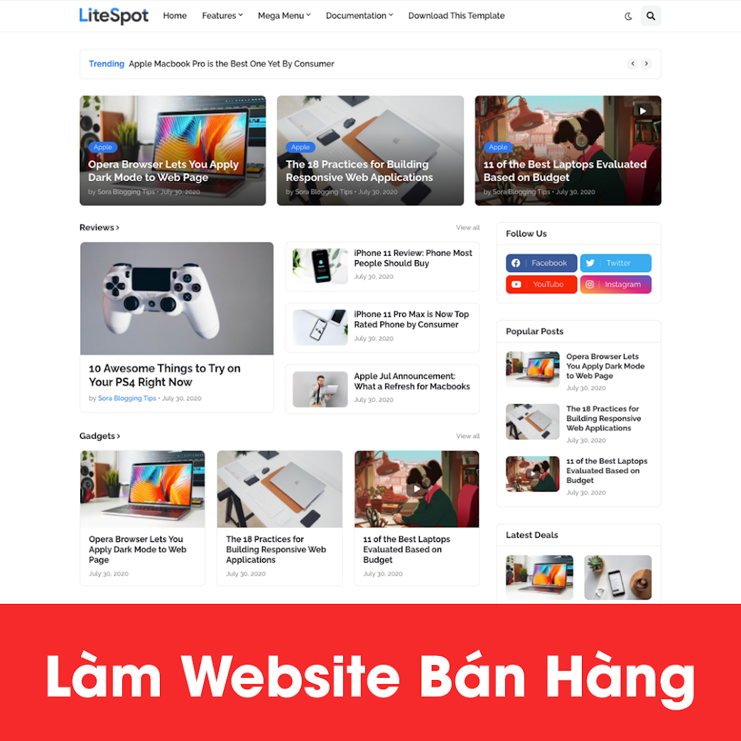 [A121] Tham khảo top 5 địa chỉ thiết kế website chất lượng nhất