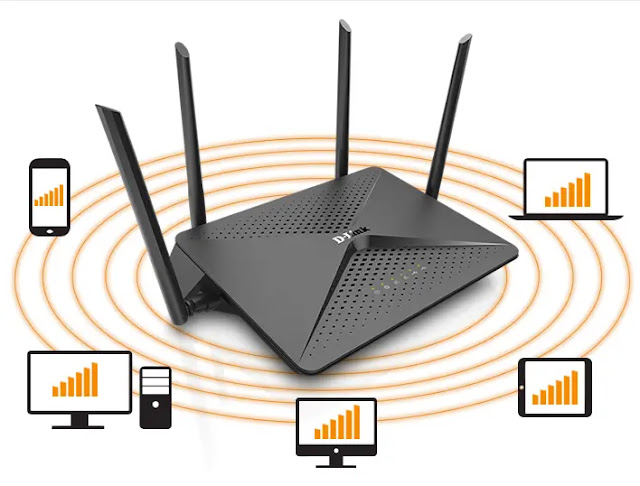 D-Link EXO AC2600 Wireless WiFi Router