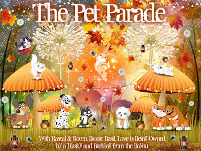 Pet Parade Fall Badge