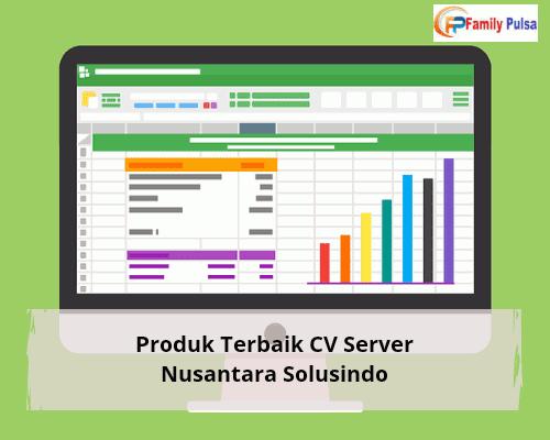 Produk Terbaik CV Server Nusantara Solusindo