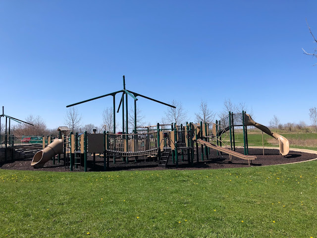 Playground at Heron Creek Forest Preserve