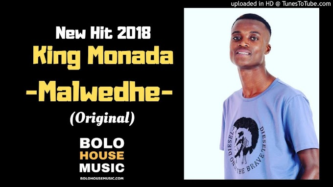 DOWNLOAD FREE MP3: KING MONADA _-_ MALWEDHE (2018)