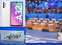 TIM accende il talento con Amici : come vincere gratis 822 premi ( Smartphone, Felpe e non solo)
