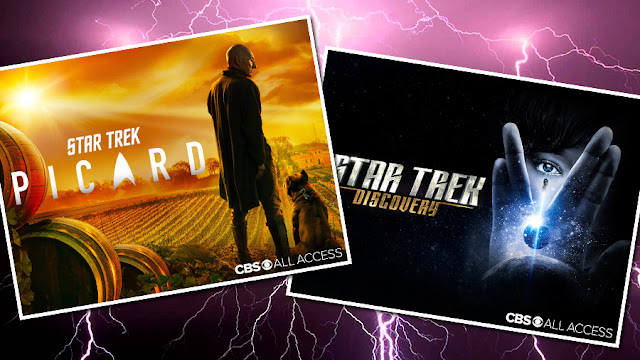 STAR TREK: PICARD vs STAR TREK: DISCOVERY