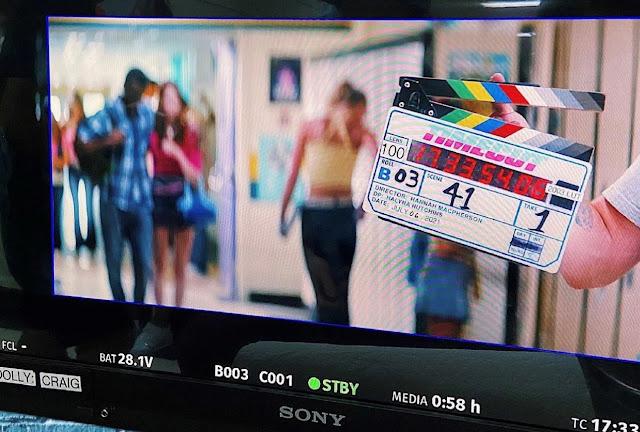 """Empieza el rodaje de TIME CUT con el guionista de FREAKY:  """"mezcla entre 'Regreso al Futuro' y 'Scream'"""""""
