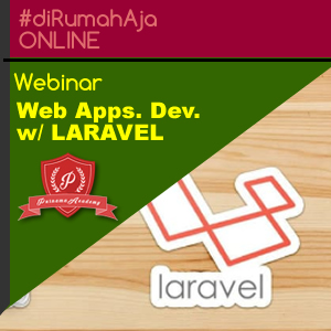 WEB APPLICATION DEVELOPMENT WITH LARAVEL PHP FRAMEWORK-WEBINAR