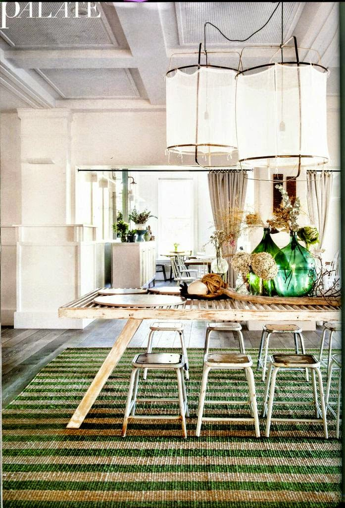 Eclectic Kitchens & Dining