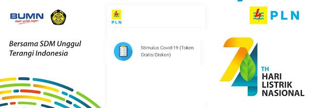Stimulus, Cara Dapat Token Listrik Gratis PLN Bulan Juli Melalui www.pln.co.id dan WhatsApp